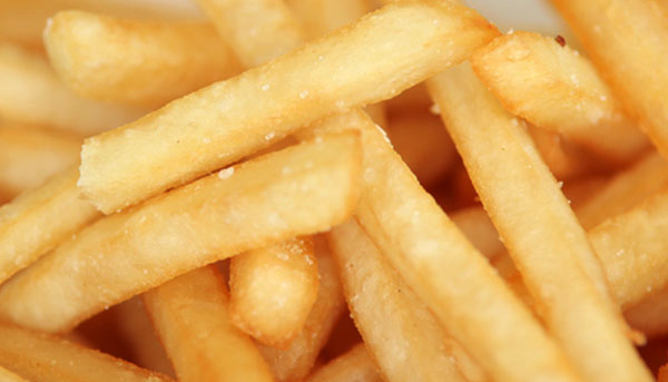 French fries recipe from famous restaurants we can make by ourselves.