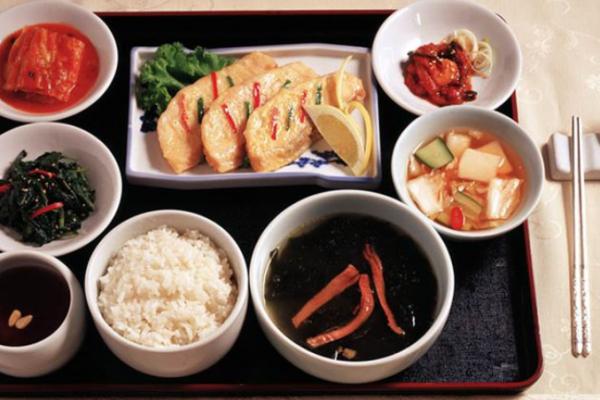 Asia Breakfast menus, hit menu